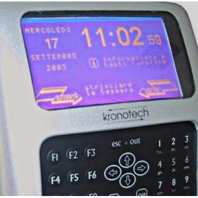 KP-02 TERMINALE MULTIFUNZIONALE PER LA RACCOLTA DATI